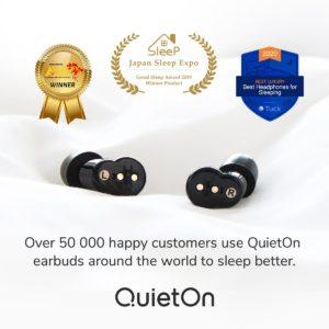 QuietOn Awards