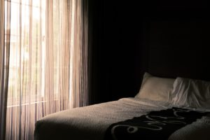 when sift work affects on your sleep, try to make your bedroom as dark as possible